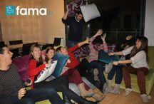 """8º Concurso de Fotografía """"Fama, sofás para disfrutar en casa"""" / Una nueva edición del concurso de fotografía """"Fama, sofás para disfrutar en casa"""" donde podemos ver como disfruta la gente sentada en su sofá."""