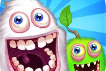 "Game references - My singing Monsters  - mobile / Screens from game ""My singing Monsters"""