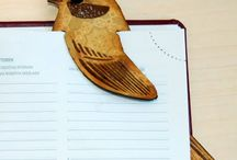 bird book mark