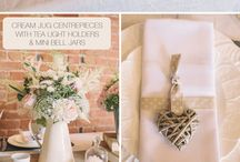 Country Wedding Style Inspiration