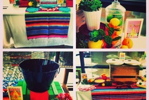 Fiesta fiesta! / Colorful fun fiesta inspired parties