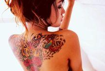 my fav. tattoos / by Tina Garcia