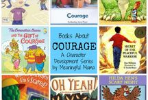Brave Kids / Here you can find inspirational quotes, pointers, encouragement, activities and tangible items to help encourage bravery in your little one.
