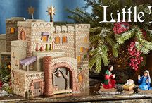 Department 56 - Holy Land / Little Town of Bethlehem / Welcome to the true meaning of Christmas, where a star came to rest above the Little Town of Bethlehem, leading all to a sweet baby in a manger, bringing peace on Earth and good will toward men.