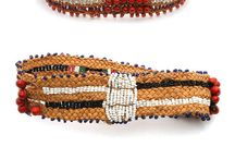 Southern Sotho Beadwork / Antique and vintage Southern Sotho beadwork from the Kingdom of Lesotho and the Eastern Cape of South Africa.