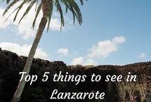 Fėrias em Lanzarote