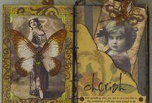Altered Book Ideas / by Bonnie Kies