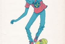 character design / by Bruno Rovarotto