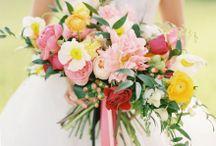 Wedding Flowers / Wedding Bouquets and Flower Arrangements
