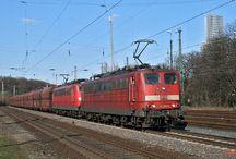Udo und Tim Krupp Baureihe 151 pur / Udo und Tim Krupp Baureihe 151 pur, ein Ausflug in die Welt der Baureihe 151