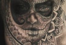 Tattoos / by ERIC KARR