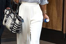 Palazzo and Wide-legged pants
