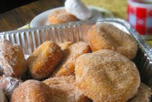 Dessert - Fried Food To Try