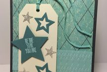 (angled tag topper) stampin up / by Tammey Tilton