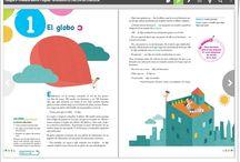 5º Lengua Unidades Didácticas / Material complementario para el desarrollo de las Unidades Didácticas de Lengua Española de 5º Nivel de Educación Primaria. Juegos, actividades interactivas y materiales didácticos.
