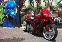 MOTORCYCLES GALORE / MOTORCYCLES, SPEED, CUSTOM, BEAUTY