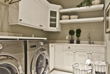 Suds & Duds / Lust-worthy Laundry Rooms