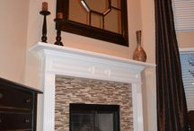 fireplace remodle