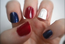Jubilee Nail designs / Some inspiration for the Jubilee celebrations