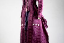 Fashion History / The Charleston Museum has a large textiles collection and has recently installed a new Historic Textiles Gallery (http://www.charlestonmuseum.org/exhibits-current). We have a weekly Textile Tuesday offering through Tumblr which usually focuses on our costume (clothing) collection. Through this we are finding other museums who have fabulous costume collections that we like share and compare with. Here are some of our pieces and theirs.