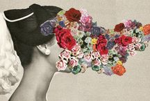 Graphic design and collage