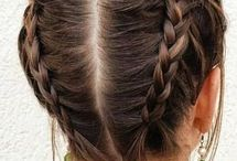 braided hair ♥