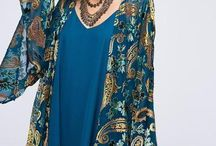 Kimonos, Ponchos, and Hoodies