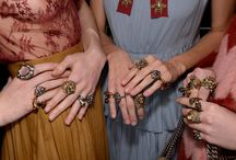 New Season Jewels: AW15 / Discover the latest jewellery trends for Auturmn/Winter 15