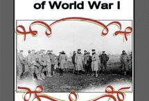 Social Studies: WWI / by Lisa Hickman