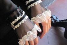 cuffs/mansjett