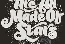 We are all made of stars / Star dust