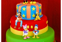Disney Cakes / by Tanisha Lewis-Torres