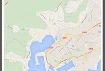 Anexo Web: Ejemplo de mapas interactivos / Ejemplos de como convertir una ciudad en un recorrido interactivo.