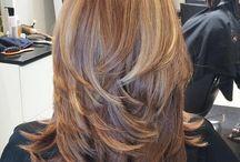 Λεπτά μαλλιά ανάλαφρα χτενισματα