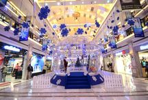 It's Winter Wonderland in DLF Promenade / This Christmas we breakaway from the usual decor and bring to you the Winter Wonderland: It's Fresh and it's Fun. Come check out the wonderland and be a part of all the exciting activities this Christmas. We have some amazing things in store for you :)