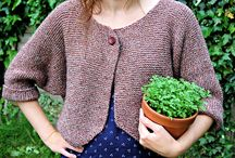 summer and spring knits