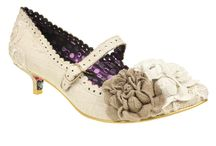 """Irregular Choice / Irregular Choice was created by Dan Sullivan in 1999 as a reason to stand out from the crowd. And stand out from the crowd they certainly do!  """"Recapture your freedom which eloped with your youth'' - Dan Sullivan, Owner & Designer."""