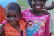 Faces of Africa / The people of the beautiful continent of Africa. Passion, fashion and warmth of Africa