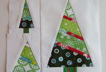 Christmas quilts and blocks
