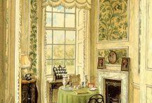 Interior Art (huonekuvia)