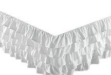 Bedding, Shams - Bed Skirts
