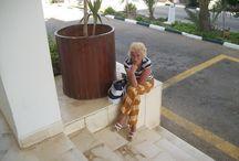 отдых на о. Джерба (Тунис), июль 2016