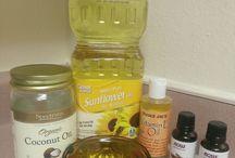 Oil / Essencial oils