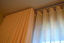 Curtain heading