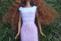 tricot pour barbie