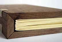 libro madera