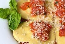 Ravioli/ Pasta/ Dumplings