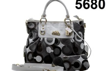 coach-handbags / by sanescott Graymail