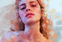 Art Inspiration - Portraits