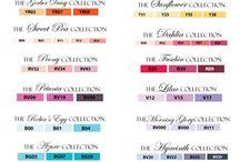 Tabelle colori